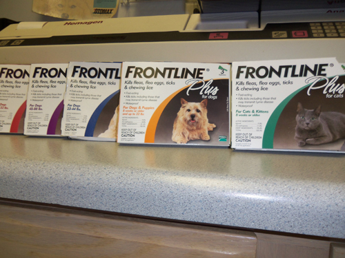 Frontline Plus Dogs 89-132lbs